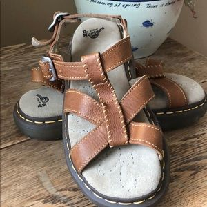 Dr. Martins Sandals Brand New Never Worn